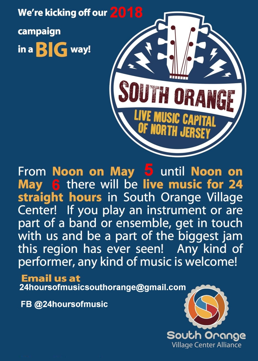 2-18 Live music capitol of North Jersey is South Orange 24
