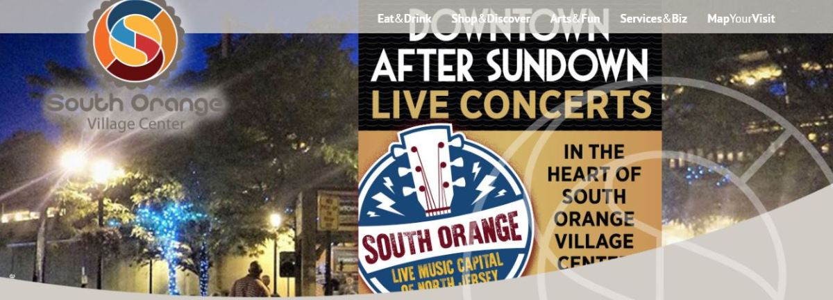 Jazz On Sloan at the South Orange Gazebo comes alive for the 9th season of the popular Downtown After Sundown Live Concert Series.