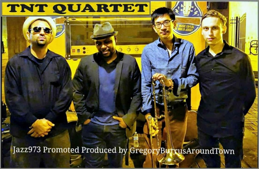 TNT Quartet Peter Lin by Gregory Burrus