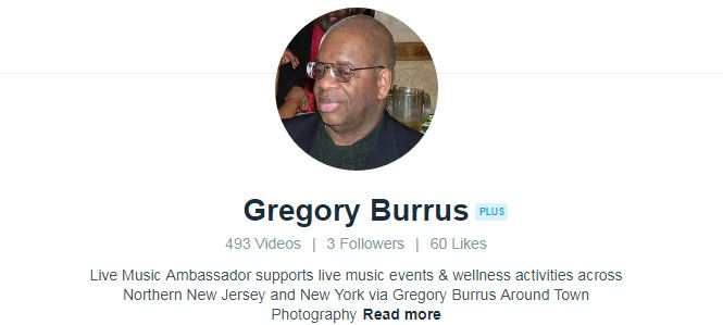 Gregory Burrus On Vimeo