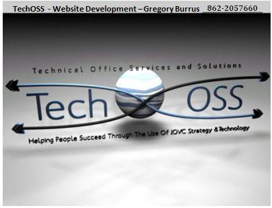 Gregory Burrus_Techoss-website_development