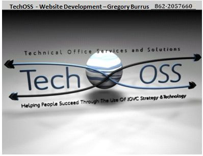 Gregory Burrus_Techoss-website_development