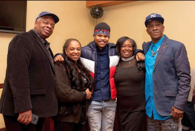 Gregory Burrus with Shur Stevenson Wali Moses and Robin Moses and Pres CC Minton Boxing For Life.JPG