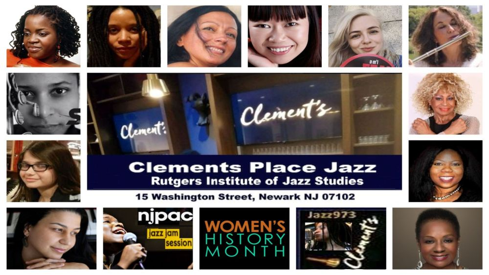 Clements Place Jazz 3 Womens History Month produced by Gregory Burrus 1920x1080