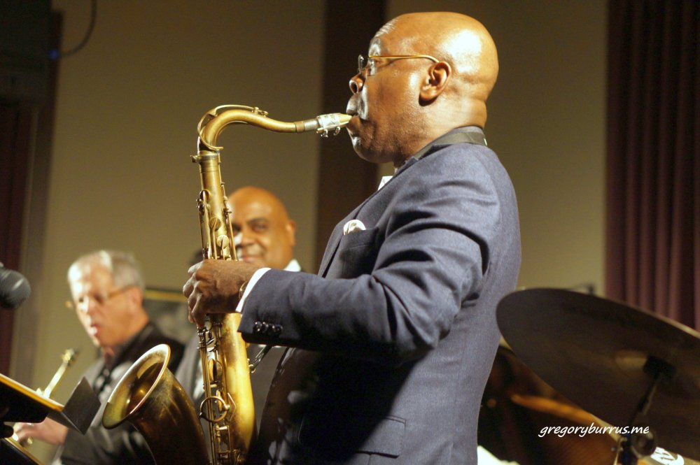 Terrel Stafford Tim Warfield at Clement Place Jazz