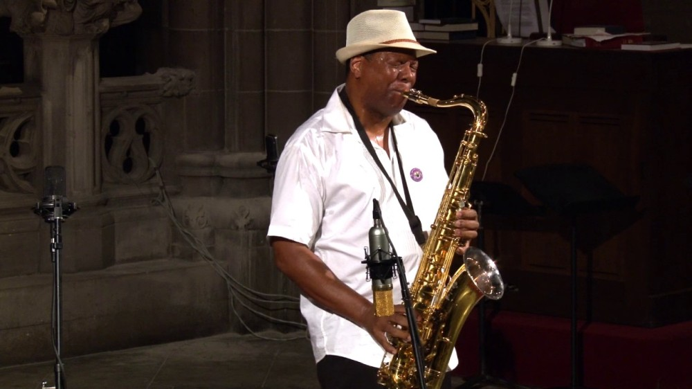 Willie Williams Sax at Clements Place