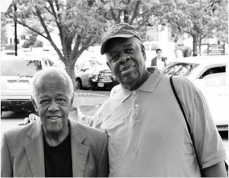 Gregory Burrus with legendary Trombonist Slide Hampton.jpg